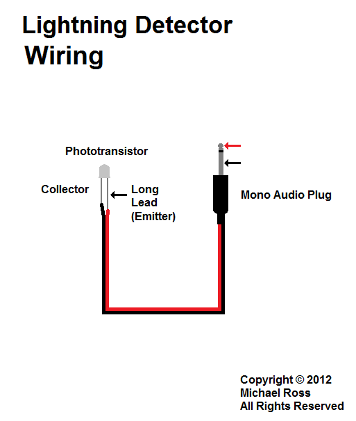 LightningDetectorWiring precision high speed photography trigger lightning cable wiring diagram at n-0.co